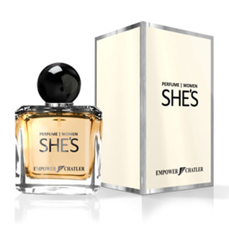 967d700b866959 Chatler Empower She s, woda perfumowana - Sklep Odpowiednik.com