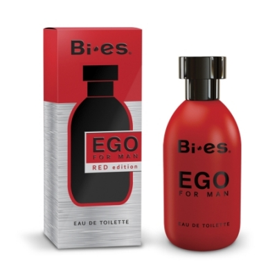 Bi-Es Ego Red Edition Man - woda toaletowa 100 ml