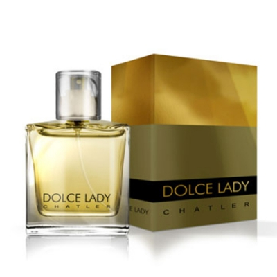 Chatler Dolce Lady Gold - woda perfumowana 100 ml