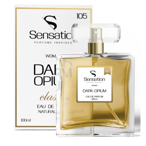 Sensation 105 Dark Opium - woda perfumowana 100 ml